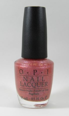 Nagellack pink And This Little Piggy... OPI