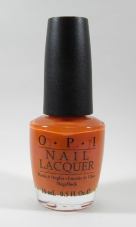 Nagellack rot On the Same Paige OPI