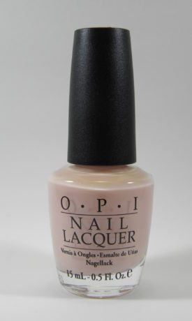 Nagellack nude Kiss on the Chic OPI